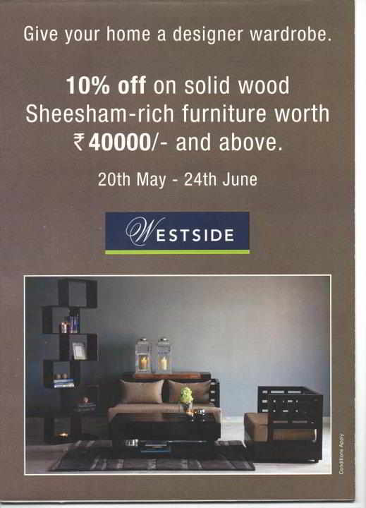 Give your home a designer wardrobe - offer on Sheesham-rich ... Home Furniture Chennai on furniture parts online, furniture websites in india, furniture shanghai, furniture sales online, furniture online in india, furniture los angeles, furniture home in india, furniture prices in india,