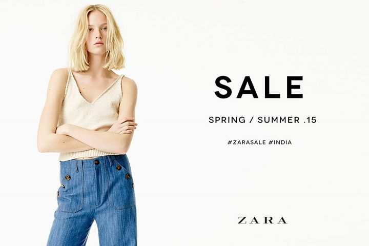 594e81da80e1 Sales in Chennai - ZARA India Spring / Summer 15 End of Season Sale Starts 2