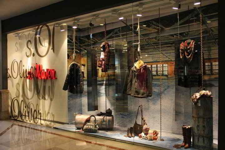 Austria Clothes Stores