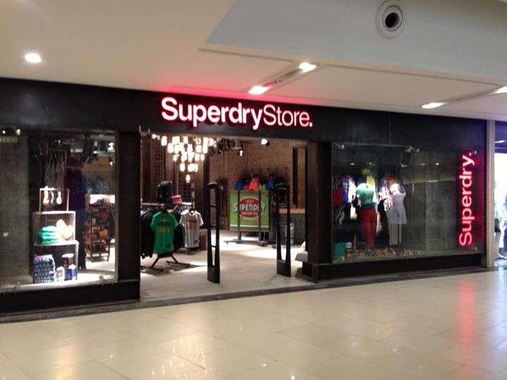 superdry stores outlets restaurants in phoenix market city chennai velachery chennai. Black Bedroom Furniture Sets. Home Design Ideas