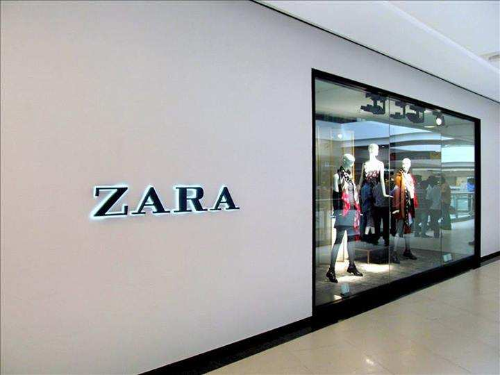 ZARA Stores Outlets Restaurants in Phoenix Market City Chennai