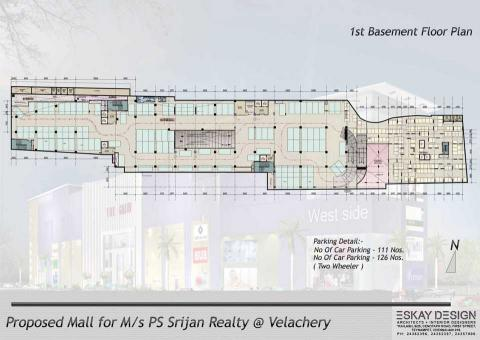Grand Mall Velachery Shopping Malls In Chennai