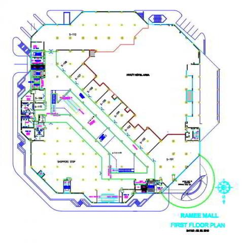 Ramee Mall Teynampet Anna Salai Shopping Malls In
