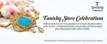 Tanishq Store Celebrations