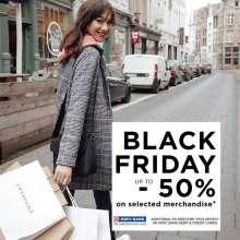 Promod Black Friday Deals - Upto 50% off  22nd - 25th November 2018