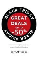 Promod Black Friday Sale